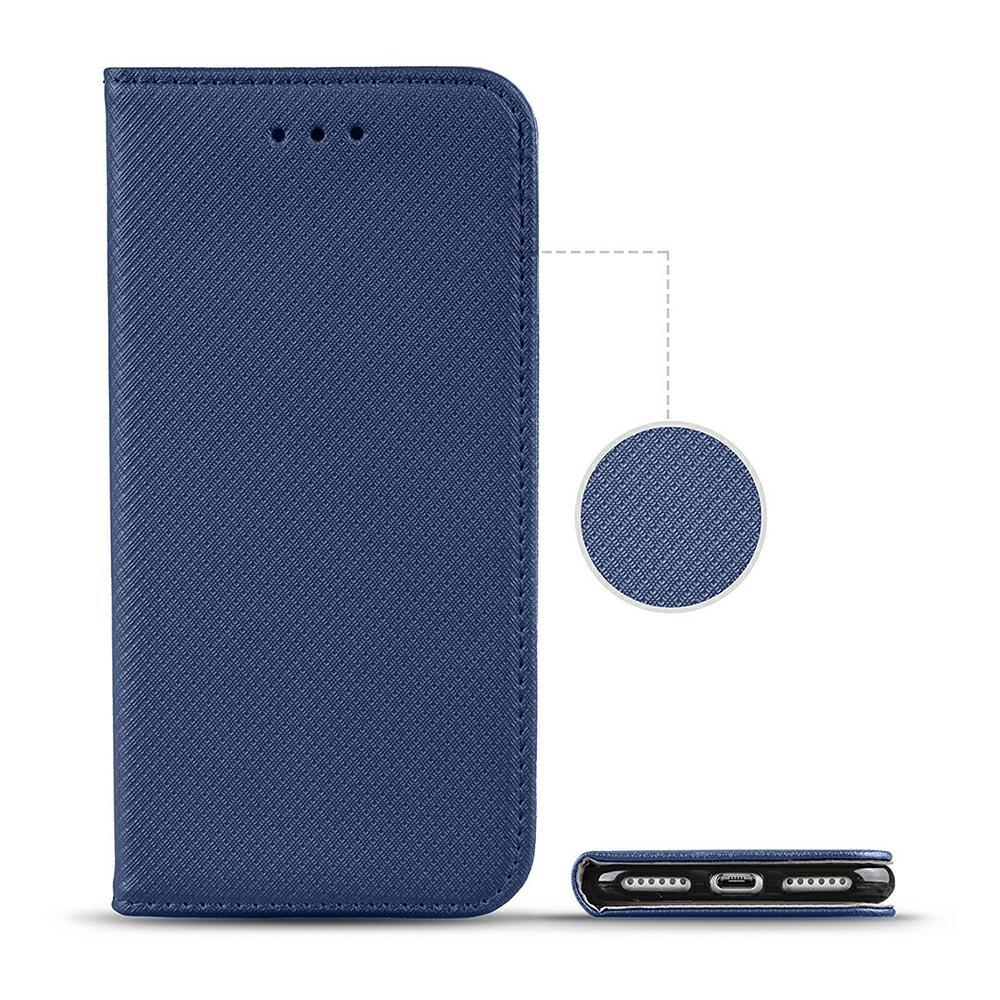 MAGNETIC CASE OPPO A52/A72 dark blue